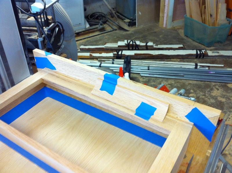 cabinet making glue